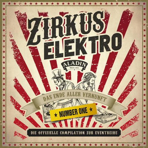 Zirkus Elektro Compilation Vol. 1 Cover