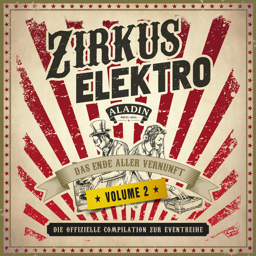 Zirkus Elektro Compilation Vol. 2 Cover